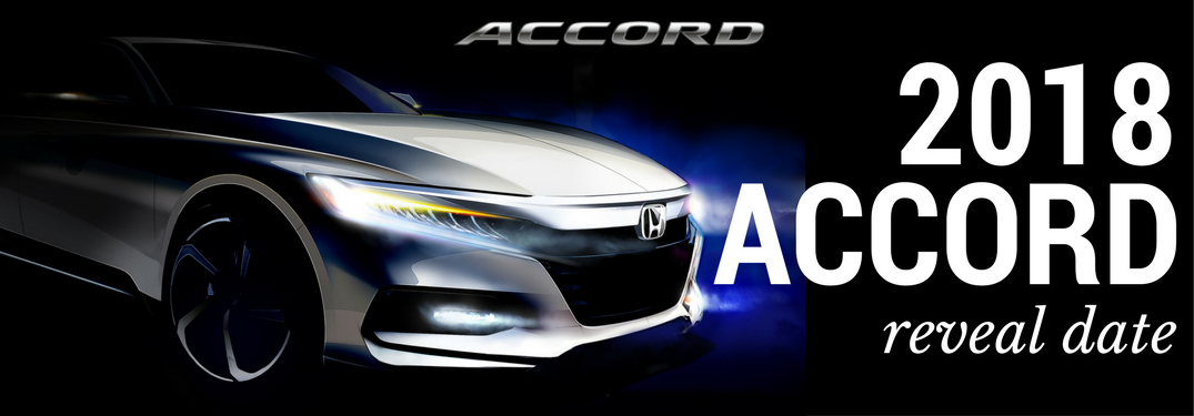 2018 Honda Accord prototype illustration