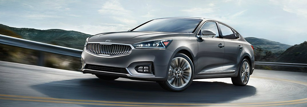2017 Kia Cadenza features and specifications