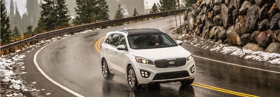 2018 Kia Sorento safety features active and passive dayton oh