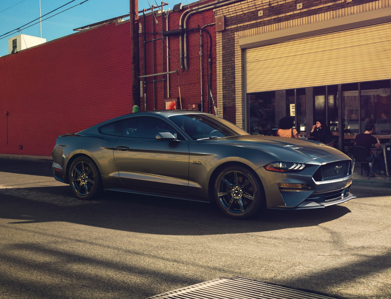 How Iconic The Ford Mustang Is