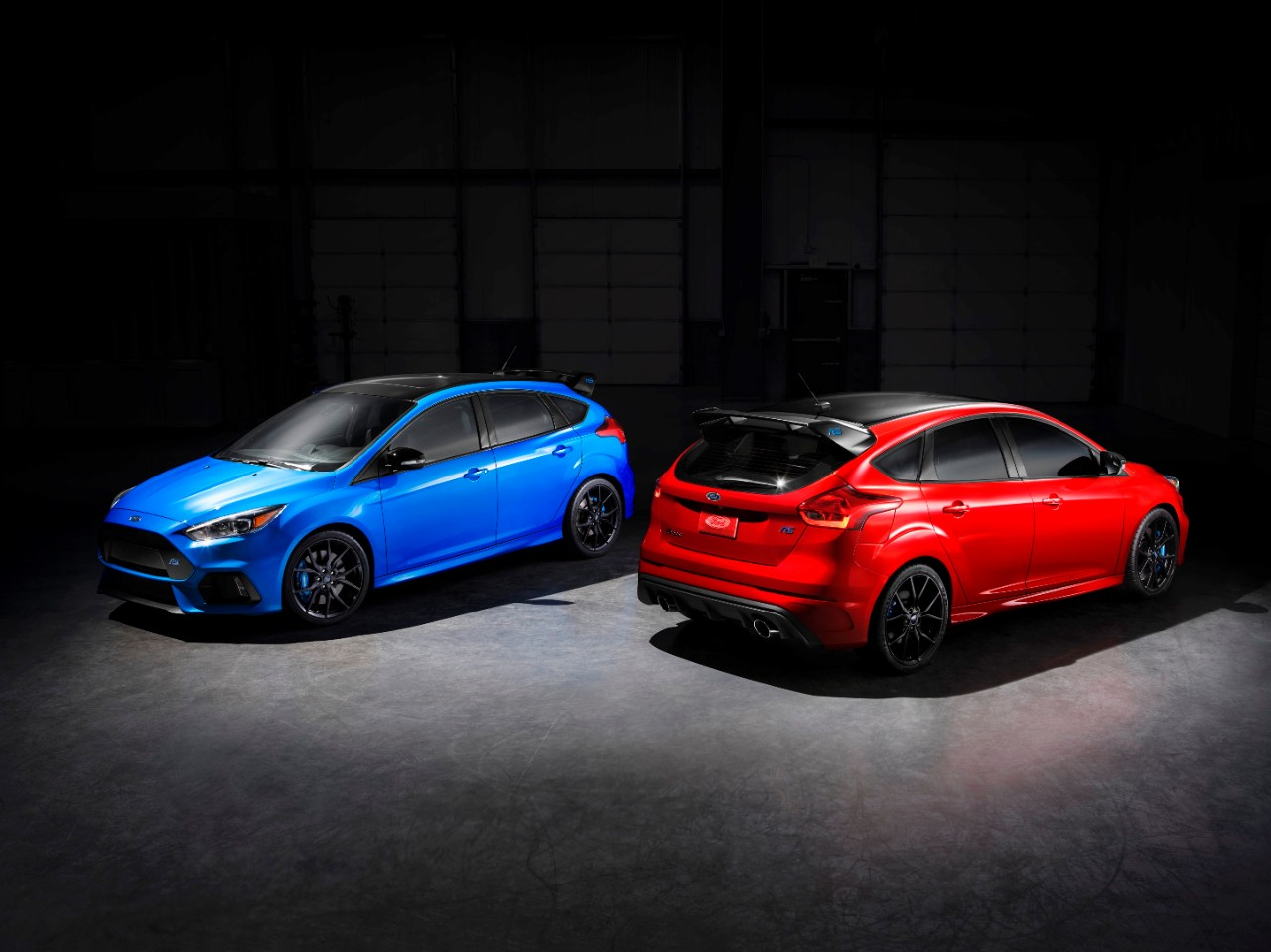Ford Announces New Special-Edition 2018 Ford RS