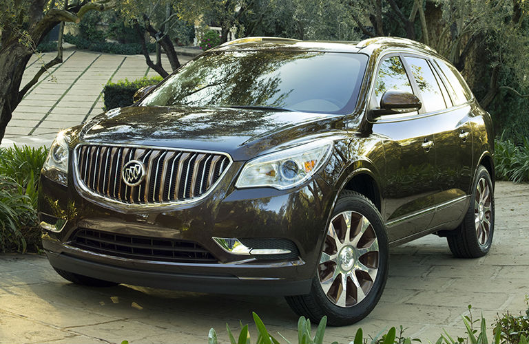 What S New On The 2016 Buick Enclave