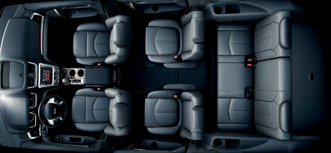 New Features On The 2016 Gmc Acadia