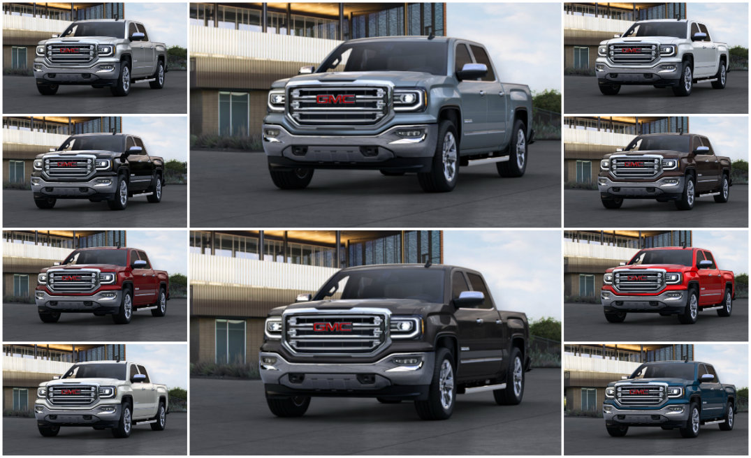 2016 Gmc Sierra Interior Colors Home Decor 2018