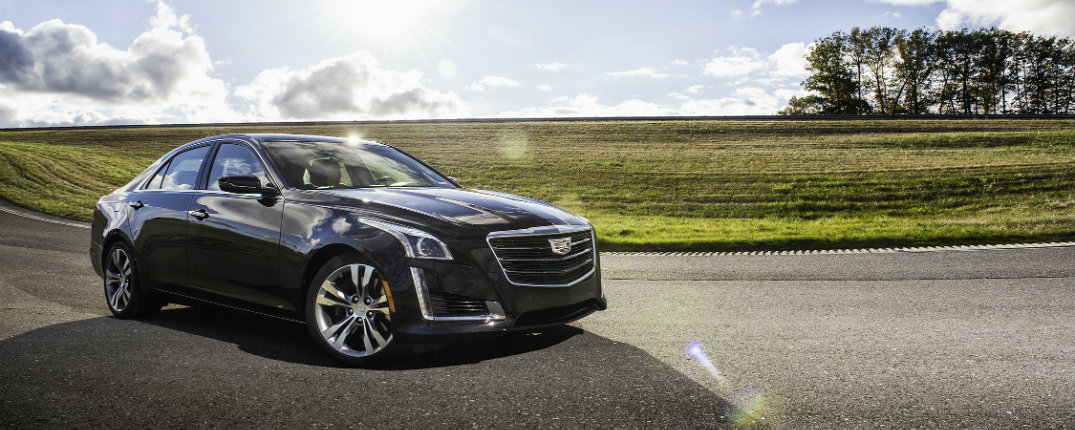 2016 Cadillac CTS Won Best Upscale Midsize Car