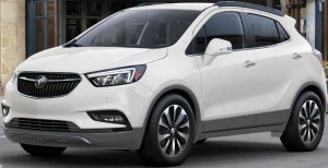 How Many Passengers Fit Inside 2017 Buick Encore?