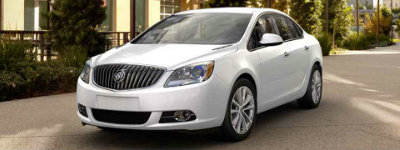 What Colors Are Available For The 2017 Buick Verano