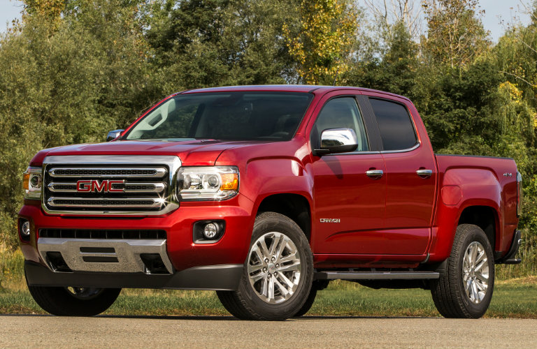 2017 gmc canyon diesel engine specs features. Black Bedroom Furniture Sets. Home Design Ideas