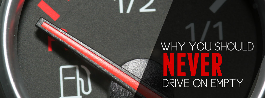 Why Driving on Empty is Bad for Your Car