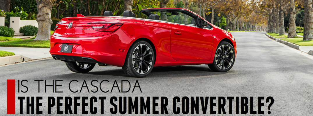 Is the Buick Cascada Good for Roadtrips?