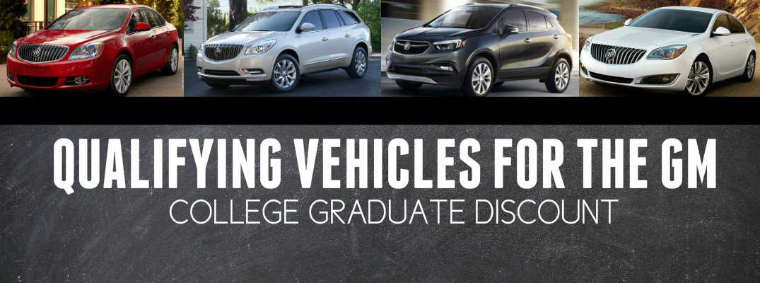 Buick College Graduate Discount and Savings