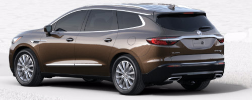Cadillac Suv For Sale >> 2018 Buick Enclave Color Options - Palmen Buick GMC Cadillac