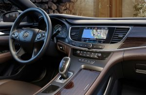 2017 Buick LaCrosse technology
