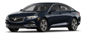 2018 Buick Regal Sportback trims