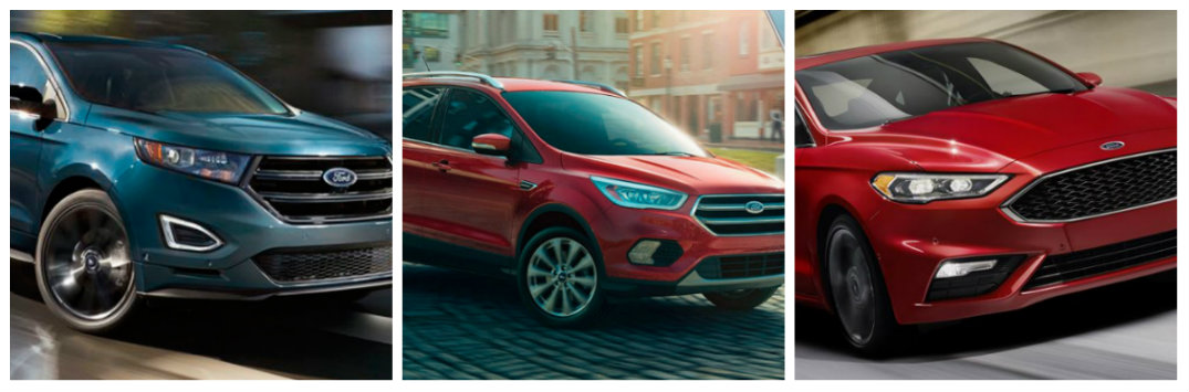 Ford Edge Escape Fusion Named  Best New Cars For Teens By Consumer Reports