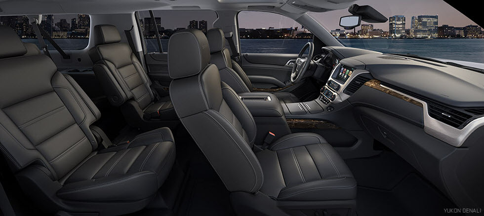 What Is The Gmc Denali Package
