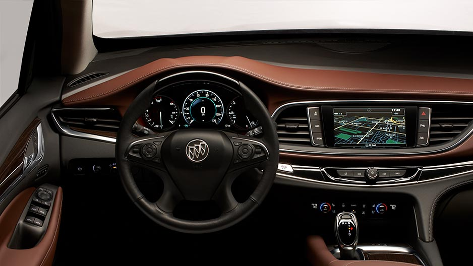 2018 Buick Enclave Avenir at Thompson Chevy Buick GMC in ...