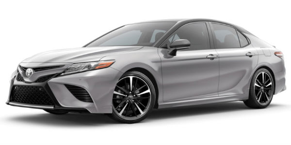 Toyota Of Hattiesburg >> 2018 Toyota Camry Style and Color Options