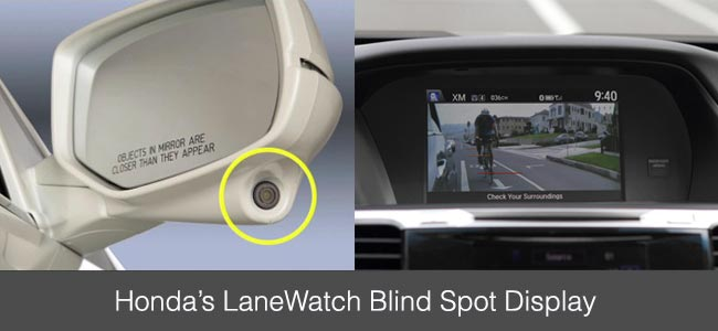 Image result for Blind Spot Honda