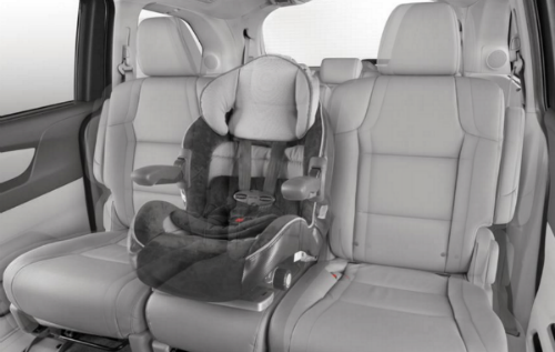 how to install child car seats in the 2016 honda odyssey patty peck honda. Black Bedroom Furniture Sets. Home Design Ideas