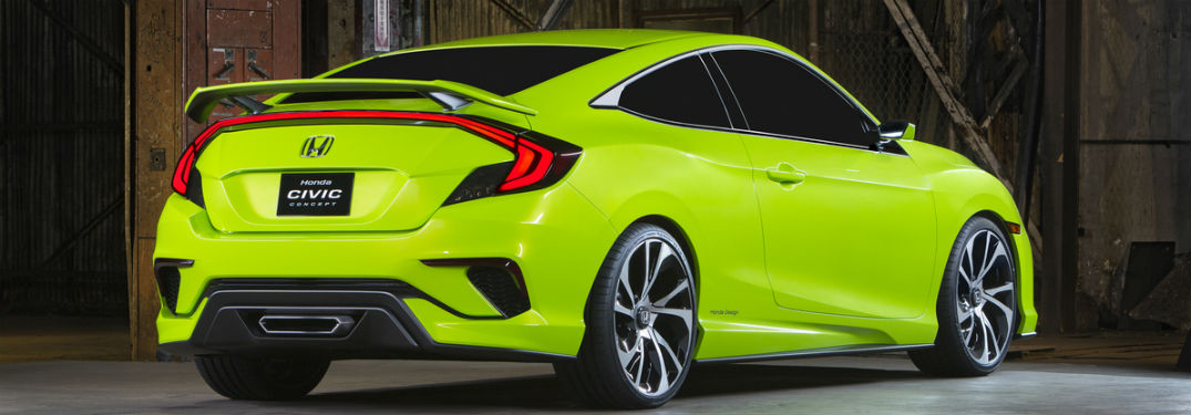 2017 Honda Civic Si Release Date and Engine Specs