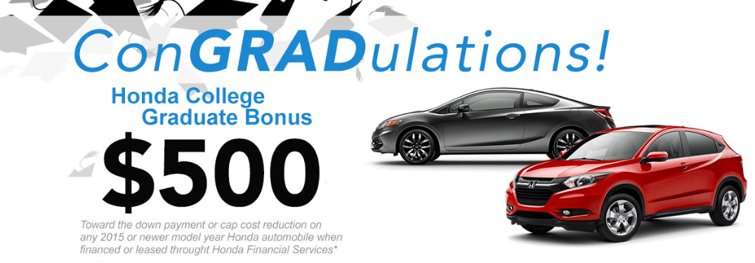 New car loans for mississippi college students for Honda auto loan