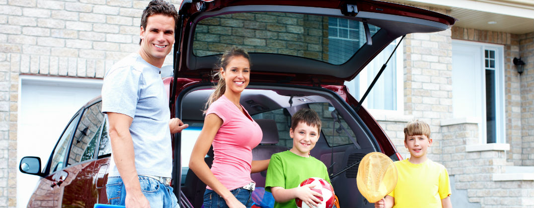Which Honda Models are Best for Families?
