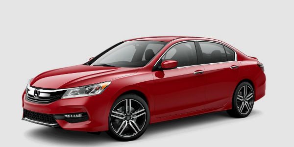 Color Options And Trim Levels Of The Honda Accord O