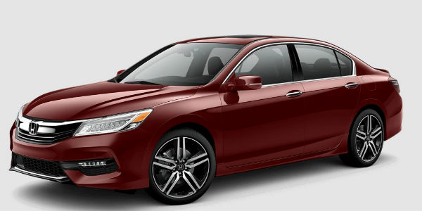 Honda Accord Sport Special Edition >> Color Options and Trim Levels of the 2017 Honda Accord