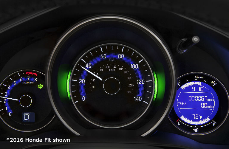 Lane Keeping Assist System >> What do my Honda dashboard warning lights mean