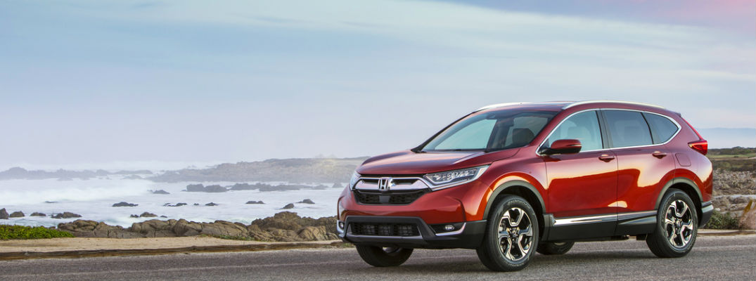What Are the 2017 Honda CR-V Color Options?