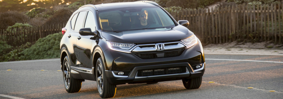 What Honda SUV and Crossover Vehicles will you find at Patty Peck Honda?
