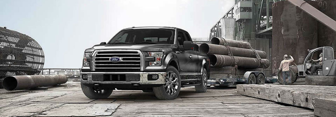 2015 Ford F 150 Engine Options Offer Power And Fuel Efficiency