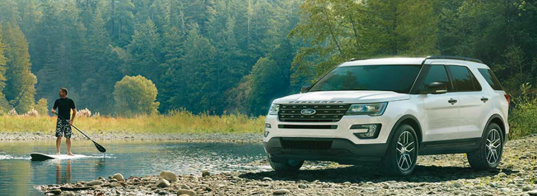 2016 Ford Explorer Is Designed For Any Adventure