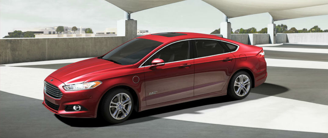 Plugin hybrid technology perfected in new Ford Fusion Energi