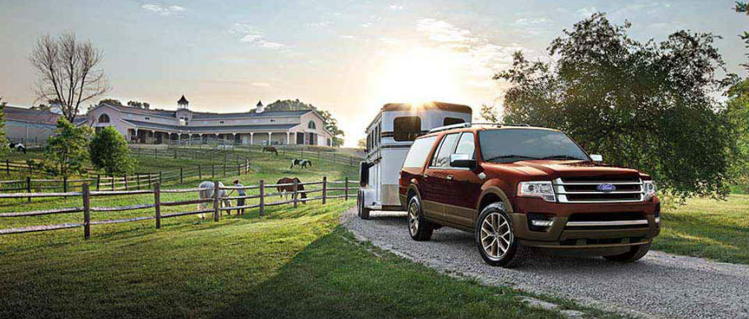2016 Ford Expedition Features