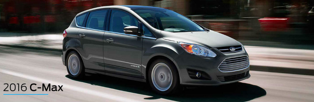 2016 Ford C-Max Power and Efficiency
