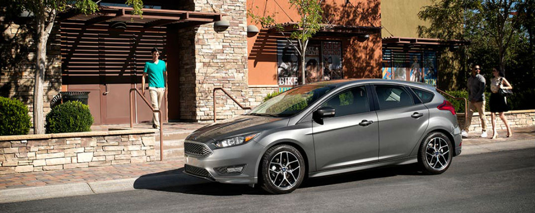New Ford Focus San Antonio