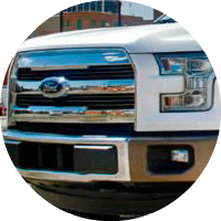 2017 ford f-150 grille