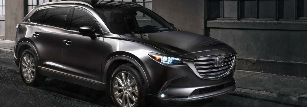 What's new for the 2018 Mazda CX-9?