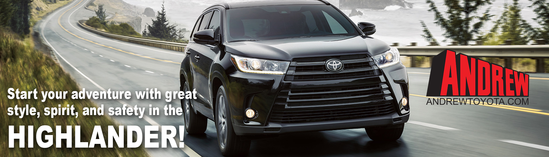 Discover how the 2017 Toyota Highlander was built for active people and families.
