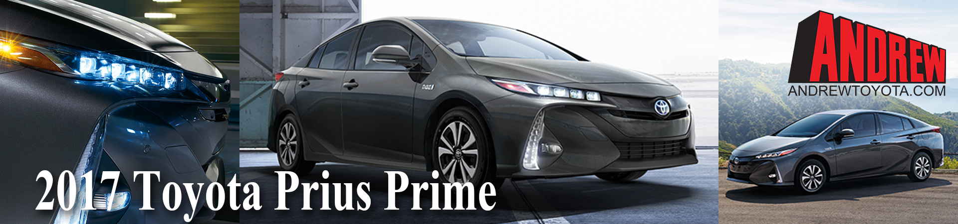 Learn about the Prius Prime at Andrew Toyota today!