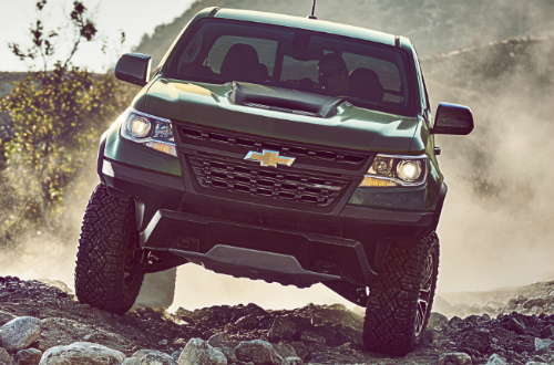 2017 Chevy Colorado Zr2 Release Date Best New Car Release 2019 2020