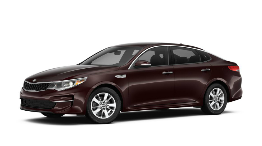 2018 Kia Optima in Sangria
