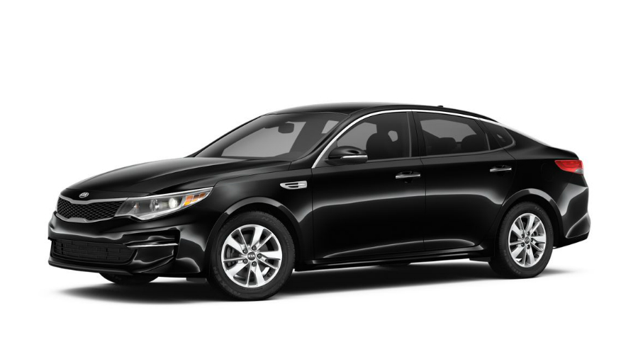 2018 Kia Optima in Aurora Black Pearl