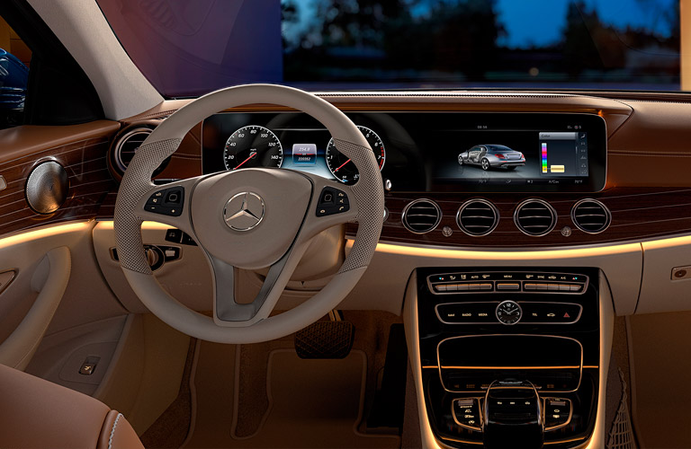 2018 Mercedes-Benz E 300 Performance Specs and Features