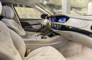 What's New in the 2018 Mercedes-Benz S-Class?