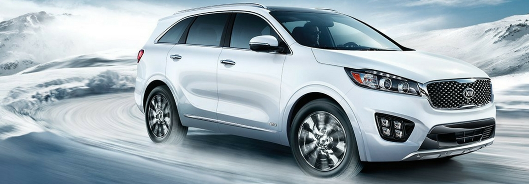 2018 kia sorento trim levels st. cloud mn