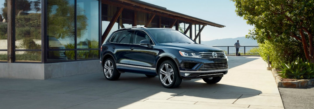 2017 Volkswagen Touareg Features and Systems