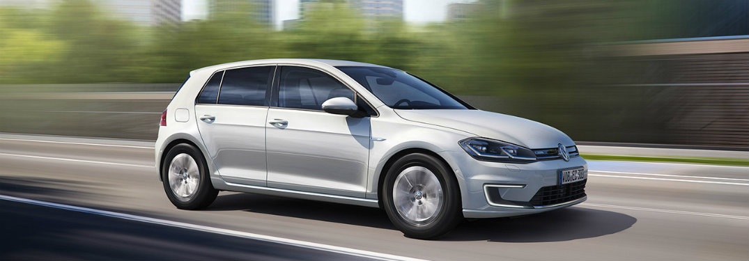 2017 Volkswagen e-Golf Features and Systems